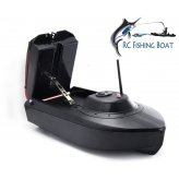 RC Fishing Boat with Bait Casting